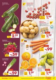 Aktueller Netto Marken-Discount Prospekt, Liebe geht durch den Magen, Seite 5