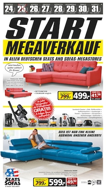 Seats and Sofas - Start Megaverkauf