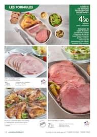 Catalogue Carrefour en cours, Traiteur - un buffet bien volontiers, Page 14