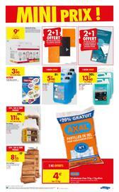 Catalogue Carrefour en cours, Maxi format mini prix , Page 11