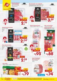 Aktueller Netto Marken-Discount Prospekt, DAS WERDEN GÜNSTIGE URLAUBSTAGE, Seite 4