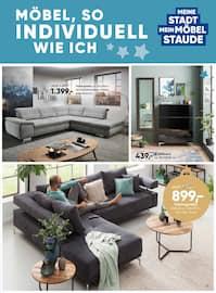 Aktueller Möbel Staude Prospekt, Meine Stadt - Mein Möbel Staude , Seite 13