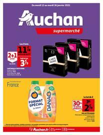 Catalogue Auchan en cours, Auchan, Page 1