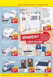 Aktueller Netto Marken-Discount Prospekt, DER ORT, AN DEM MEHRMALS TÄGLICH FRISCH GEBACKEN WIRD., Seite 37
