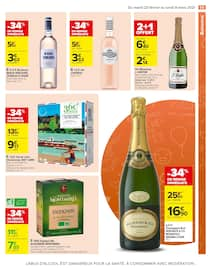 Catalogue Carrefour en cours, Carte blanche à vos envies, Page 55