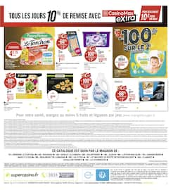 Catalogue Casino Supermarchés en cours, Le mois Casino Magic !!, Page 7