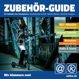 Aktueller aetka Prospekt, Zubehör-Guide, Seite 1