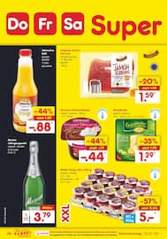 Aktueller Netto Marken-Discount Prospekt, DU WILLST SUPERBOWL ANGEBOTE FÜR KLEINES GELD? DANN GEH DOCH ZU NETTO!, Seite 24