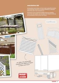 Aktueller BAUHAUS Prospekt, Gartengestaltung/Metallzaun, Seite 67