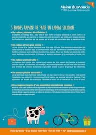 Catalogue Vision Du Monde en cours, Des cadeaux originaux qui changent la vie !, Page 16