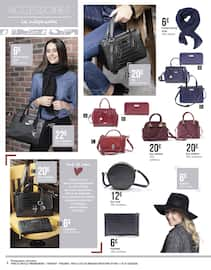 Catalogue Géant Casino en cours, Les belles inspirations mode, Page 4
