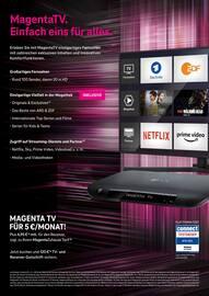 Aktueller Telekom Shop Prospekt, 5G - JETZT INS GRÖSSTE 5G-NETZ DEUTSCHLANDS EINSTEIGEN UND 3-FACH SPAREN, Seite 10