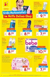 Aktueller Netto Marken-Discount Prospekt, Sommer, Sonne, Freizeit!, Seite 8
