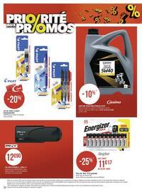 Catalogue Casino Supermarchés en cours, Priorité aux promos, Page 54