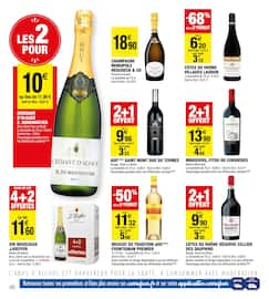 Catalogue Carrefour Market en cours, Maintenant et moins cher !, Page 46