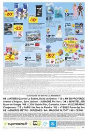 Catalogue Casino Supermarchés en cours, Les jours économix avec les Vitamix, Page 47