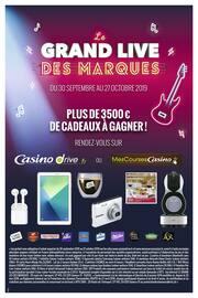 Catalogue Casino Supermarchés en cours, Les promos entrent en scène !, Page 2