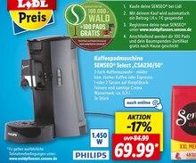 Elektronik von Senseo im aktuellen Lidl Prospekt für 69.99€