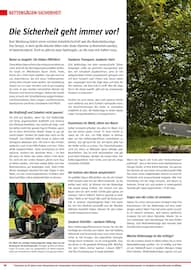 Aktueller BAUHAUS Prospekt, Gartenmaschinen 2019, Seite 98