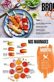 Catalogue Colruyt en cours, L'art du BBQ, Page 4