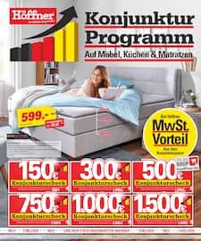 Aktueller Höffner Prospekt, Konjunktur-Programm, Seite 1