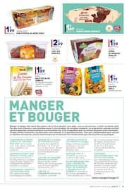 Catalogue Aldi en cours, Place au consommateur, Page 9