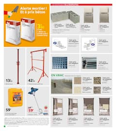 Catalogue Mr Bricolage en cours, Prenez de la hauteur pour vos chantiers., Page 2
