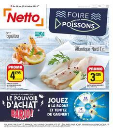 Catalogue Netto en cours, Foire aux poissons, Page 1