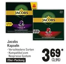 Kaffee von Jacobs im aktuellen Metro Prospekt für 3.95€