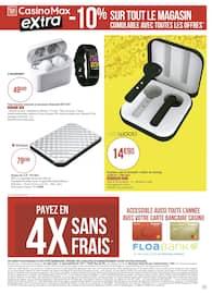 Catalogue Géant Casino en cours, Le mois Casinomania, Page 93