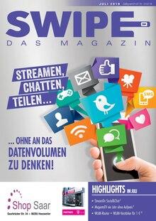 Telekom Partner Saar - SWIPE - Das Magazin