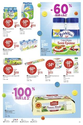 Catalogue Casino Supermarchés en cours, Faites vous-plaisir cet été !, Page 31