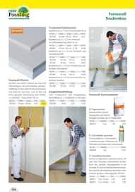 Aktueller Holz Possling Prospekt,  Holz- & Baukatalog , Seite 156