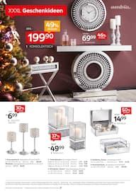 Aktueller XXXLutz Möbelhäuser Prospekt, Weihnachtswelten, Seite 2
