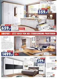 Aktueller Möbel Hausmann Prospekt, Endspurt, Seite 2