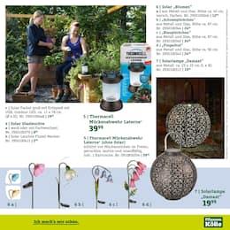 Aktueller Pflanzen Kölle Prospekt, Ich mach's mir schön: Gartenmöbel 2019, Seite 59