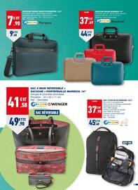 Catalogue Bureau Vallée en cours, Le grand RDV des pros : des petits prix qui tiennent dans la main !, Page 9