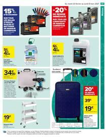 Catalogue Carrefour en cours, Carte blanche à vos envies, Page 57