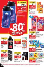 Catalogue Cora en cours, -60% sur le deuxième produit, Page 38