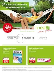 mea - meine apotheke, UNSERE AUGUST-ANGEBOTE  für Stuttgart1