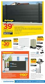 Catalogue Castorama en cours, Ensemble ! Fêtons nos retrouvailles autour d'offres à ne pas manquer !, Page 6