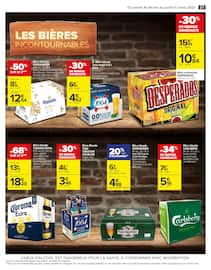 Catalogue Carrefour en cours, Carte blanche à vos envies, Page 37
