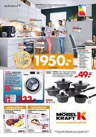 Aktueller Möbel Kraft Prospekt, Jahres-Endspurt-Preise , Seite 8