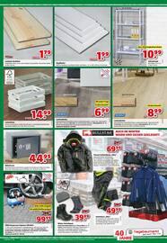 Aktueller hagebaumarkt Prospekt, Hier hilft man sich., Seite 7