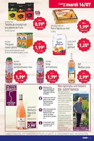 Catalogue Aldi en cours, Le meilleur de l'Italie , Page 5
