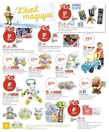 Catalogue Casino Supermarchés en cours, Magic jouets, Page 4