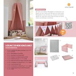 Aktueller BabyOne Prospekt, Möbel Magazin, Seite 15