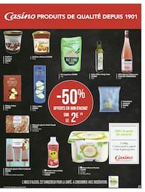 Catalogue Géant Casino en cours, Cahier salon de la marque Casino, Page 9