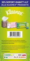 Aktueller Kleenex Prospekt, 20% SOFORT-RABATT AUF ALLE KLEENEX PRODUKTE, Seite 1