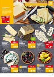 Aktueller Kaufland Prospekt, Essen ist Glück, Seite 25